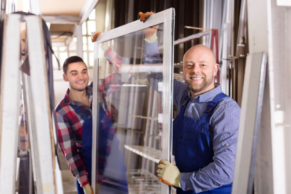 uPVC Window Manufacturers Edinburgh